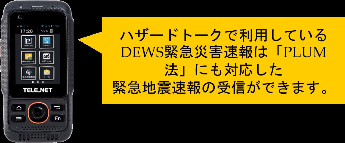 PLUM法による緊急地震速報の改善 | テレネット株式会社